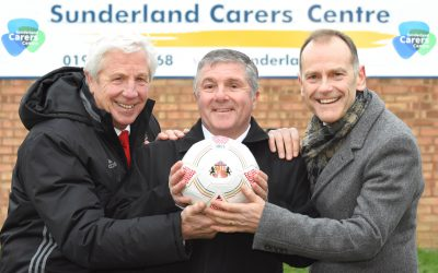 Carers Centre seals transfer of city's sporting sons